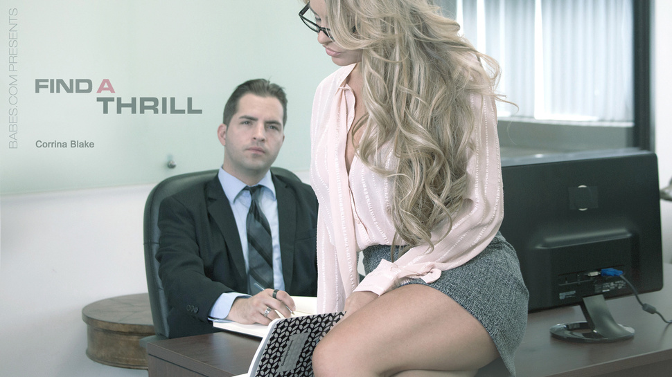 Babes office obsession kris slater and corrina blake f 6